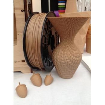 فیلامنت پرینتر 3 بعدی PLYWOOD 1.75mm - طرح چوب