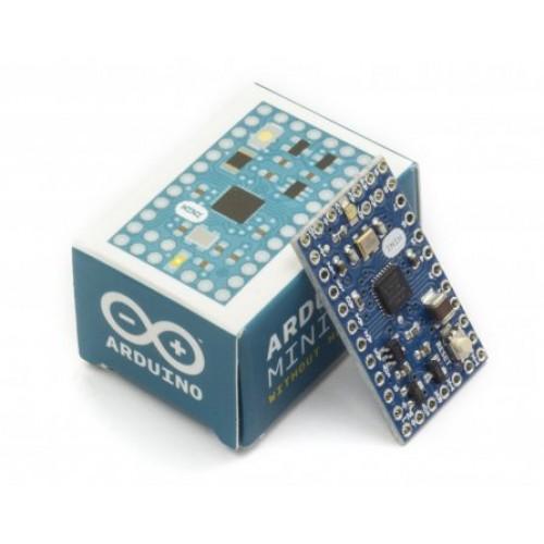 برد آردوینو mini اورجینال دارای پردازنده مرکزی atmega