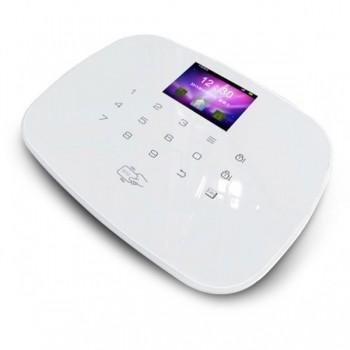 ست دزدگیر بیسیم هوشمند سیم کارتی LD-G19 با قابلیت کنترل از طریق موبایل