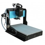 دستگاه سی ان سی چهار محوره  CNC 3040 4-Axis Router Engraver Drilling / Milling Machine