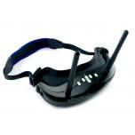 عینک FPV / نمایشگر تصویر Goggle / گیرنده تصویر بیسیم GS922 مجهز به DVR