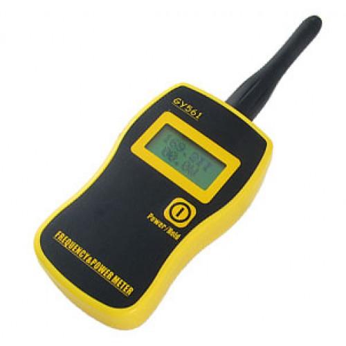 Radio Frequency Power Meter : فرکانس و پاور متر gy