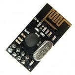 ماژول انتقال بیسیم 2.4G اطلاعات سازگار با +NRF24L01