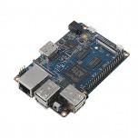برد چهار هسته ای Banana PI M2 دارای وایفای داخلی با قابلیت بوت اندروید / Linux