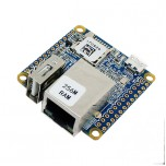 برد چهار هسته ای NanoPi NEO دارای 256MB RAM و پردازنده Allwinner H3