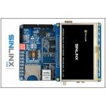 برد صنعتی ARM Cortex-A8 S5PV210 با قابلیت پشتیبانی از ویندوز CE6 و لینوکس