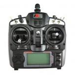 رادیو کنترل فلای اسکای 9 کاناله همراه با LED و رسیور FlySky FS-TH9X+R9B(M2)