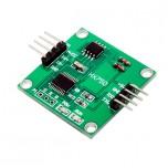 ماژول سنسورهای اندازه گیری الکترونیکی ( وزن و  سایر مقادیر آنلالوگ ) دارای خروجی سریال