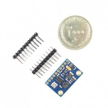 آی ام یو  (  IMU / AHRS )  ده محوره GY-801 - ماژول قطب نمای دیجیتال ، سنسور شتاب سنج ، زاویه سنج ، فشار سنج