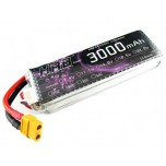 باتری لیتیوم پلیمر 4 سل LIPO 14.8V 3000mAh 35C HRB-CF