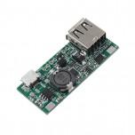 ماژول شارژر / دشارژر باتری لیتیومی دارای خروجی 5V 1A USB مناسب برای ساخت پاور بانک