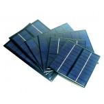 پنل خورشیدی - سولار پنل - سلول خورشیدی 6 ولت 2 وات