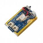 ماژول پاور پد دارای دو خروجی 5V 1A / 3.3V 500mA مناسب برای آردوینو و رسپبری پای