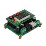 ماژول رگولاتور DC به DC کاهنده 3 آمپر B3603 دارای نمایشگر و قابلیت تنظیم ولتاژ و جریان خروجی