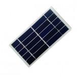 باتری / پنل خورشیدی فتوولتاییک 5 ولت 2 وات