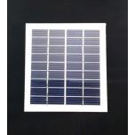 باتری / پنل خورشیدی پلی کریستال 9 ولت 220 میلی آمپر