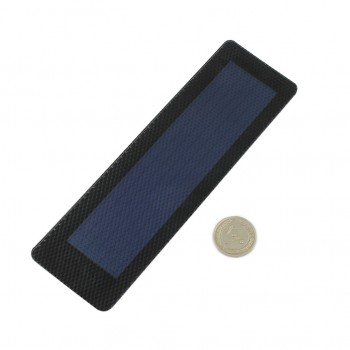 باتری / پنل خورشیدی انعطاف پذیر 2 ولت 0.5 وات محصول WARMSPACE