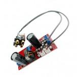 ماژول آمپلی فایر چهار کاناله دارای مدار حذف نویز BA3121 و فیلتر LC