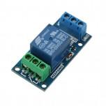 ماژول رله 3.3 ولت یک کاناله KEEPONIC با قابلیت تنظیم سطح ولتاژ تریگر