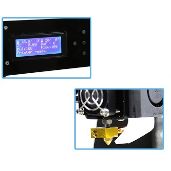کیت پرینتر سه بعدی Anet A8 جهت نمونه سازی سریع