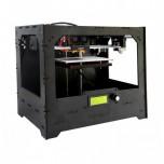 پرینتر سه بعدی  WOOD Duplicator 5 dual extruder دارای تکنولوژی FFF / FDM محصول Geeetech