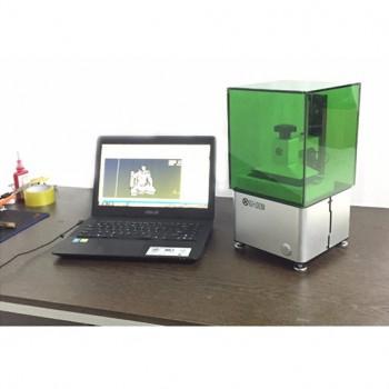 پرینتر سه بعدی SLA رزین KLD-LCD1260 با دقت 40 میکرون