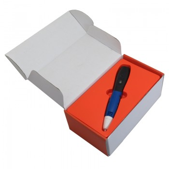 قلم سه بعدی دارای نمایشگر و پورت شارژ میکرو USB