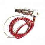 Hotend پرینتر سه بعدی E3D V6 دارای قطر نازل 0.4mm