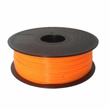 فیلامنت 20 گرمی پرینتر 3 بعدی دارای جنس PLA و قطر 1.75mm ( نارنجی کم رنگ )