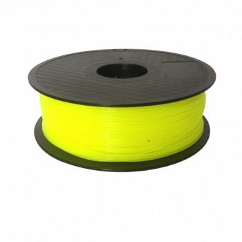 فیلامنت 20 گرمی پرینتر 3 بعدی دارای جنس PLA و قطر 1.75mm ( زرد )