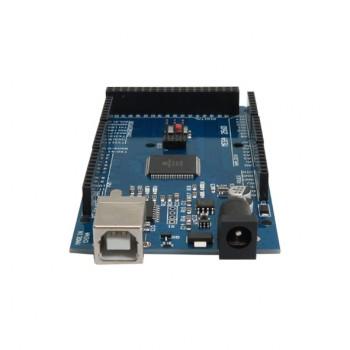 برد آردوینو MEGA R3 دارای پردازنده مرکزی ATMega2560 و چیپ مبدل CH340