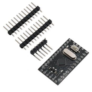 برد آردوینو Pro Mini دارای پردازنده مرکزی ATmega328 محصول BTE