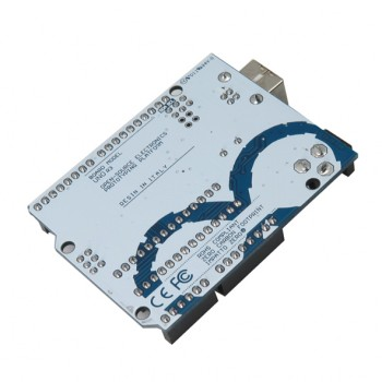 برد آردوینو Uno R3 دارای پردازنده مرکزی ATmega328P ( بدون لوگو )