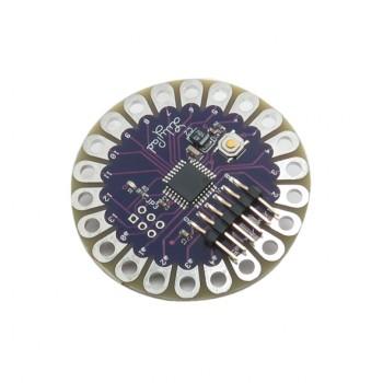 برد آردوینو LilyPad دارای پردازنده مرکزی ATmega328