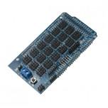 شیلد سنسور آردوینو مگا دارای قابلیت اتصال سروو / بلوتوث / SD card / APC220 / آلتراسونیک / I2C / 12864 LCD