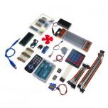 کیت 52 قطعه ای آردوینو دارای سنسور ، محرک ، نمایشگر و ...