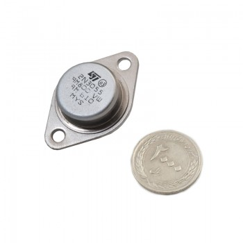 ترانزیستور قدرت 2N3055 صنعتی