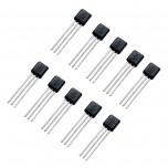 ترانزیستور 2N3906 (بسته 10 عددی )
