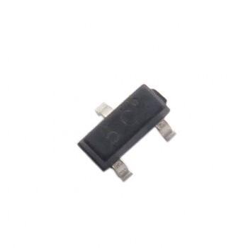 بسته 5 تایی ترانزیستور BC807-40 دارای پکیج SOT23