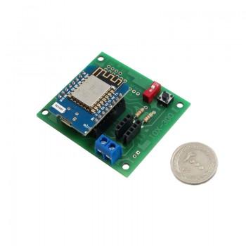 ماژول کنترلر محیط مبتنی بر IOT  و وای فای 2.4 گیگاهرتزی