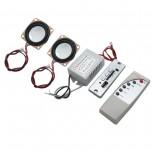 مجموعه کامل ماژول پخش صدا ( MP3 ) مناسب برای کاربردهای خانگی و صنعتی