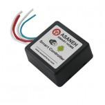 دستگاه رله دو کاناله تایمر دار با قابلیت کنترل وایفای محصول Asaneh