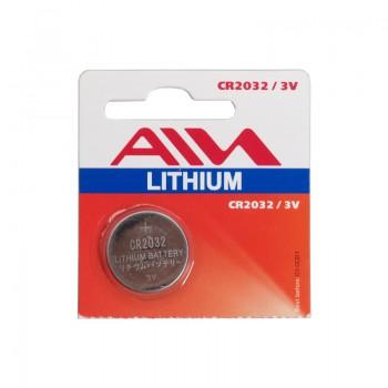 باتری سکه ای CR2032 محصول AIVA