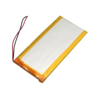 باتری لیتیومی تک سل 3.7V 3000mAH دارای برد محافظ