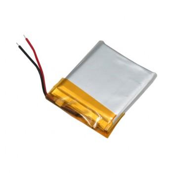 باتری لیتیومی تک سل 3.7V 400mAh دارای برد محافظ