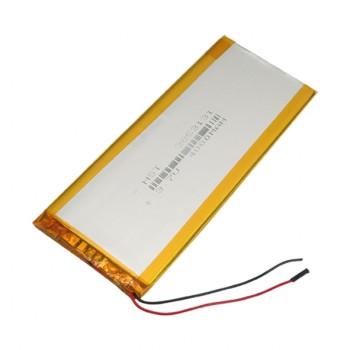باتری لیتیومی تک سل  3.7V 4000mAH دارای برد محافظ