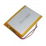 باتری لیتیومی 3.7V 6000mAh دارای برد محافظ