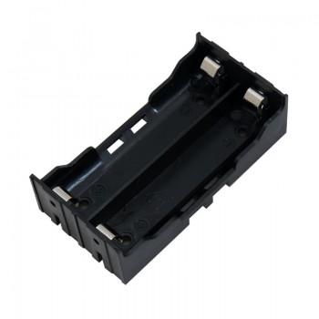 جاباتری دوتایی باتری های لیتیوم یون 18650 دارای اتصال موازی