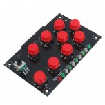 ماژول کنترل حرکت ( کی پد ) بردهای کنترلی CNC دارای ارتباط 16 پین