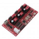 کنترلر سه محوره ی دستگاه های CNC و CNC Laser تحت GRBL